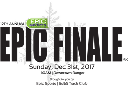 Epic 5k Finale Registration Fee - December 31st
